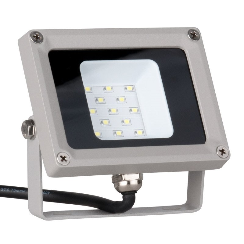 006 FL LED 10W 6500K IP65